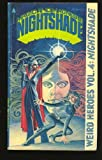 img - for Nightshade: Magic and Madness (Weird Heroes, Vol. 4) book / textbook / text book