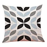 MURTIAL Home Decor Cushion Cover Simple Geometric Throw Pillowcase Pillow Covers