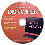 Professional Hard Disk Drive & USB Eraser - Wiper CD Disc 32/64Bit [Windows - Linux - Mac]