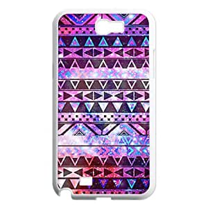 Aztec Tribal Pattern Unique Design Cover Case for Samsung Galaxy Note 2 N7100,custom case cover ygtg536780