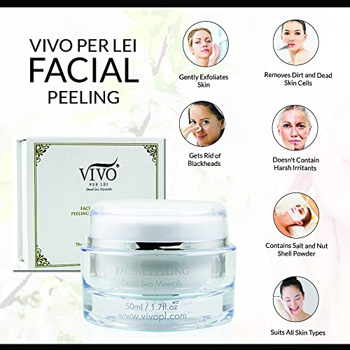 Vivo-Per-Lei-Facial-Peeling-Gel-Exfoliates-Skin-and-Blackheads-Without-Hurting-Your-Face-17-Fl-Oz