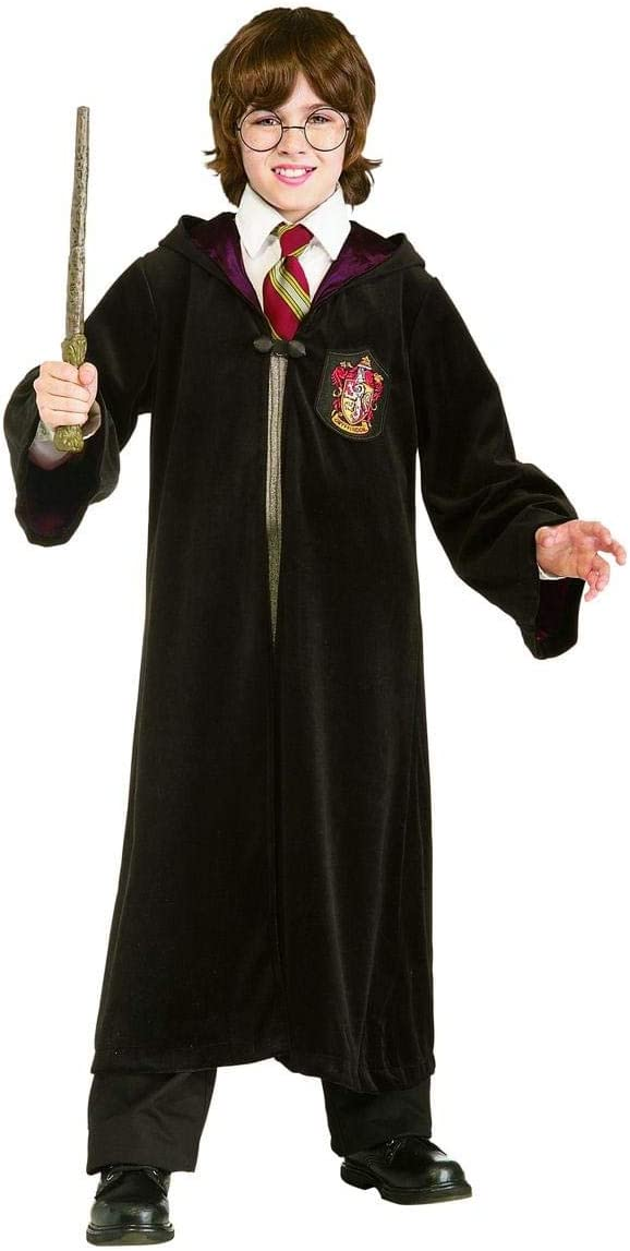 HARRY POTTER ~ Premium Harry Potter Robe - Kids Accessory 3 - 4 ...