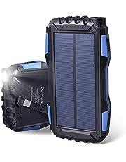 Soluser Powerbank Solar Tragbares Ladeger?t