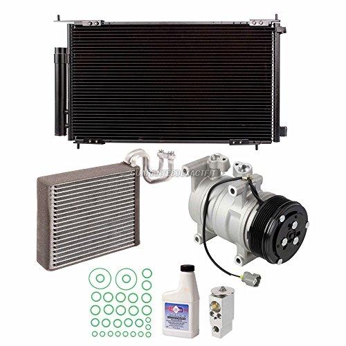 A/C Kit w/AC Compressor Condenser & Drier For Honda CR-V 2002-2006 - BuyAutoParts 60-80601EK New