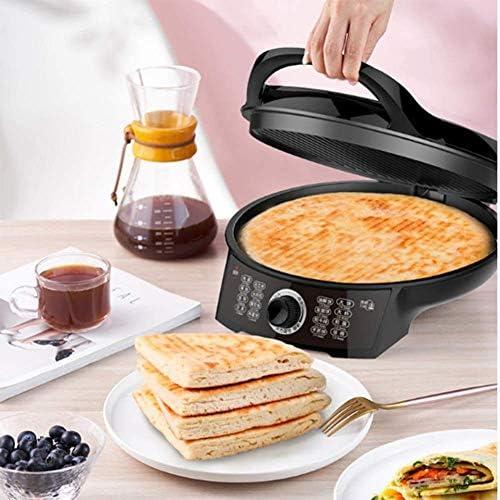 Machine à pain, cuisson électrodomestiques Pan double face Pancake Pot Barbecue Machine de mise hors tension automatique recto-verso Sandwich de chauffage ZHANGKANG