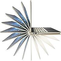 HP X360 Touchscreen 13.3-inch FHD 1920 x 1080 2-in-1 Convertible Laptop (Intel Core i5- 7200U, 8GB RAM, 128GB SSD, HDMI, IPS, Backlit Keyboard, Bluetooth, 802.11ac, Win10- Modern Gold)