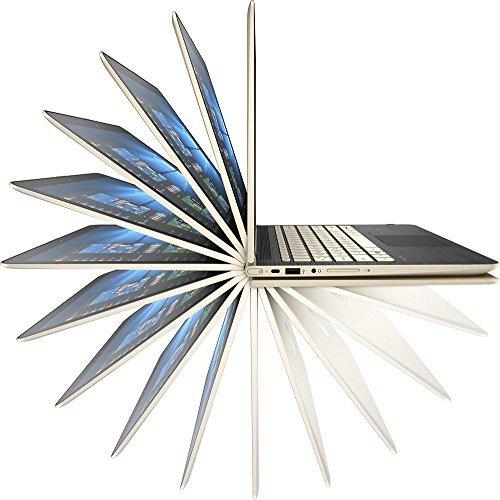 HP X360 Touchscreen 13.3-inch FHD 1920 x 1080 2-in-1 Convertible Laptop (Intel Core i5- 7200U, 8GB RAM, 128GB SSD, HDMI,...