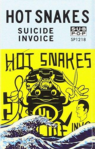 Cassette : Hot Snakes - Suicide Invoice (Cassette)
