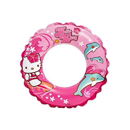 Salvagente Gonfiabile Hello Kitty (1000033514): Amazon.es ...