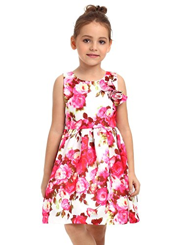 Ephex Toddler Flower Princess Floral