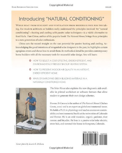 Counting Number worksheets heat and light energy worksheets : The Solar House: Passive Heating and Cooling: Daniel D. Chiras ...