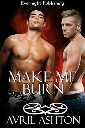 book cover of Make Me Burn