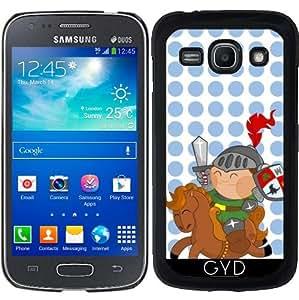 Funda para Samsung Galaxy ACE 3 S7272/A7275 - Pequeño Caballero Con El Caballo by Los dibujos de Alapapaju