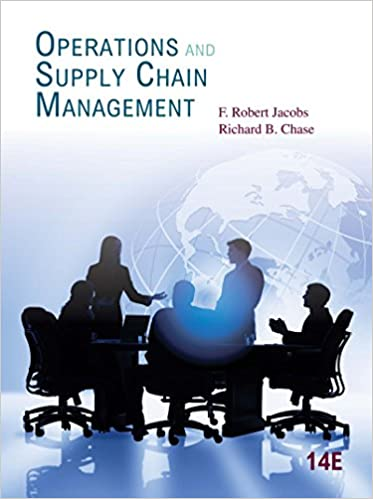 Operations And Supply Chain Management 13th Edition Ebook