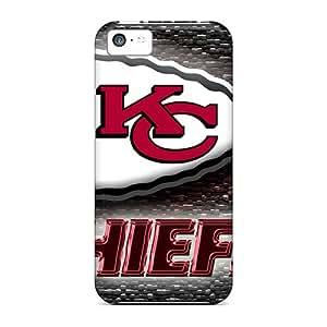 CvD4836zHdy Edwave Kansas City Chiefs Durable Iphone 5c Tpu Flexible Soft Case