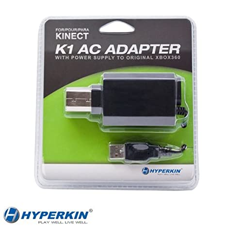 K1 AC Adapter For Original Xbox 360 Kinect: Amazon in: Video
