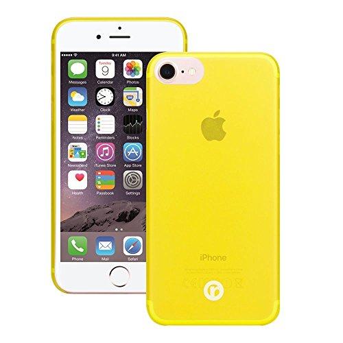 Redneck Svelto 0,35mm Pour Apple iPhone 7/6S/6–Jaune