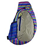 Sugar Medical Insulated Sling Backpack for diabetes supplies (Peak)
