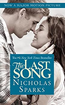The Last Song 0446570966 Book Cover