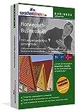 Norwegisch-Businesskurs, DVD-ROM Norwegisch-Sprachkurs mit Langzeitgedächtnis-Lernmethode. Niveau B2/C1. Integrierte Sprachausgabe mit über 3300 Audio-Vokabeln und Redewendungen