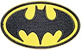 Batman Robin Superhero Movie Cartoon Logo Jacket T Shirt Patches Sew Iron on Embroidered Size : 3.25 Inchs X 2 Inchs