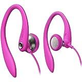 Philips Flexible Earhook Headphones, Pink (SHS3200PKS/27)