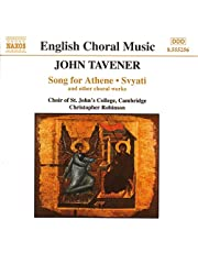 Christmas Proclamation The Choral Music of John Tavener