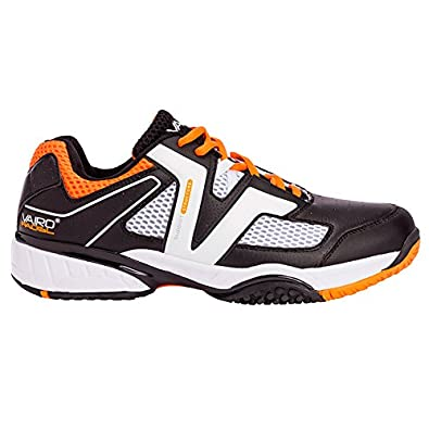 Zapatillas de pádel Vairo Tour Black / Orange (46)