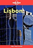 Front cover for the book Lonely Planet Lisbon by Julia Wilkinson