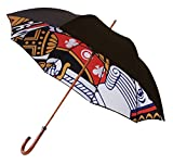 Generic Lightweight Sport Umbrella Size 54inch Color Black
