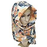 Japanese Kimono style hijab made in Japan (String Navy)