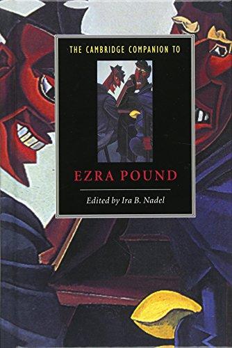 The Cambridge Companion to Ezra Pound (Cambridge Companions to Literature) (Ezra Pound Best Poems)
