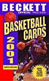 The Offical Price Guide to Basketball Cards 2001, James Beckett, 0676601936