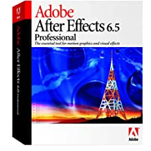 Adobe After Effects 6.5 Professional Upgrade (Mac)