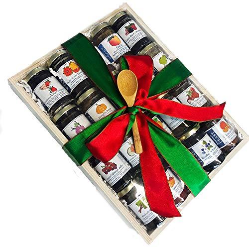 "- The ""Great Taster"" 20 Jar Preserve Sampler"