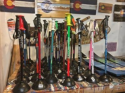 Ski Pole Plunger