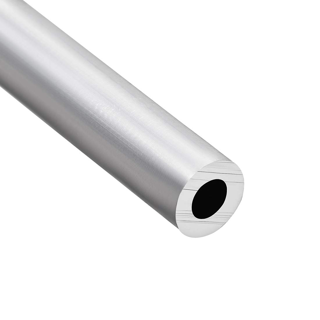 uxcell 4Pcs 6063 Seamless Aluminum Round Straight Tubing Tube 1 Feet Length 0.195 Inches ID 0.39 Inches OD