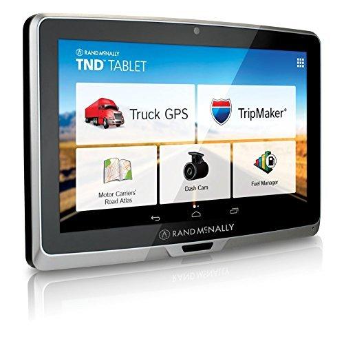 Rand Mcnally Tablet Display Dashcam