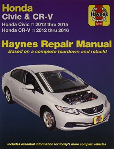 honda crv owners manual - 7