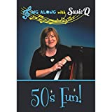 SING ALONG WITH SUSIE Q - 50's Fun! Sing-Along DVD
