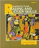 Improve Your Reading and Study Skills, Glenn-Cowan, Patricia, 007024443X