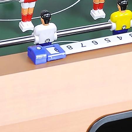 Mini mesas de billar Mesa De Futbol Juegos De Mesa Mesa De Futbol Partido De Futbol Mesa De Futbol De Calidad Juguetes De Los Niños Rompecabezas Apto Para 4 Años. Regalo Para