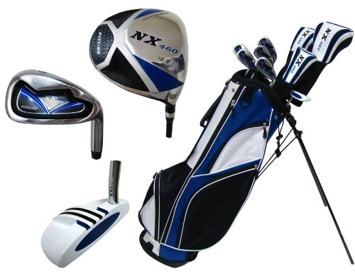 Precise Deluxe Men's Complete Set (Blue), Graphite, Right...