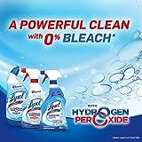 Lysol Bleach Free Hydrogen Peroxide Bathroom