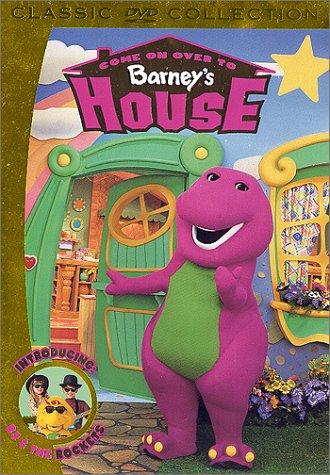 Barney - Come on Over to Barney's House (Barney Dvd Live)