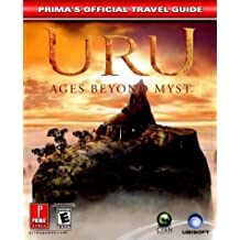 URU: Ages Beyond Myst: Prima's Official Strategy Guide