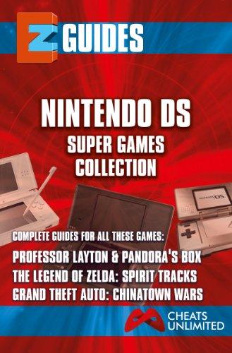 EZ Guides: The Nintendo DS Super Games Edition (Guide Game Galaxy Mario Super)