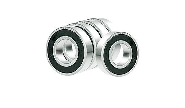 692-2RS 2mm x 6mm x 3mm Ball Bearings Sealed 2x6 mm