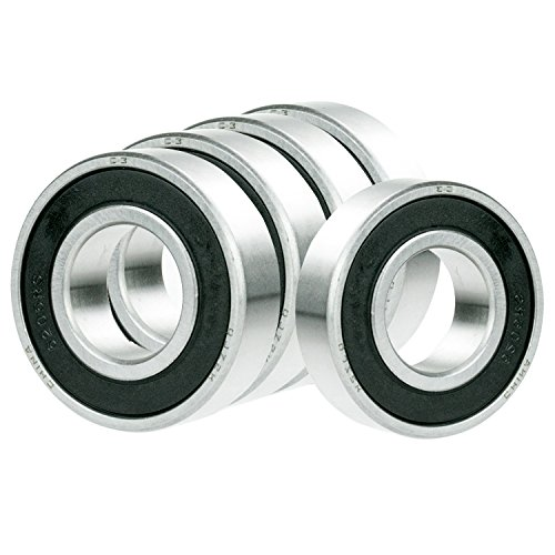 5x 688-2RS Ball Bearing 8mm x 16mm x 5mm Rubber Seal Premium RS 2RS Shielded