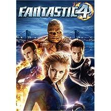 Fantastic Four (Widescreen Edition) (2005)